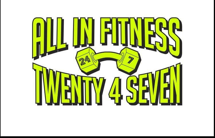 all fitness logo